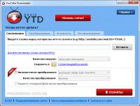 YouTube Downloader 3.7 Rus
