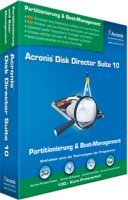 Acronis Disk Director Suite 10 Rus